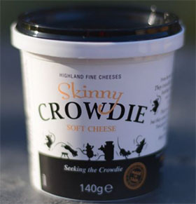 Crowdie Cheese